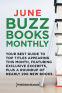 Cover Image: June 2017 Buzz Books Monthly
