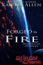 Cover Image: Bringer of Chaos: Forged in Fire (Marooned on a Barren World)
