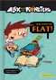 Cover Image: Alex and the Monsters: Here Comes Mr. Flat!