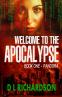 Cover Image: Welcome to the Apocalypse (Pandora #1)