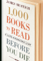 Cover Image: 1,000 Books to Read Before You Die