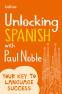 Cover Image: Unlocking Spanish with Paul Noble