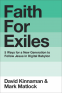 Cover Image: Faith for Exiles