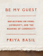 Cover Image: Be My Guest