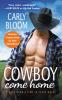 Cover Image: Cowboy Come Home
