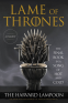 Cover Image: Lame of Thrones