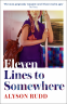 Cover Image: Eleven Lines to Somewhere