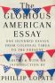 Cover Image: The Glorious American Essay