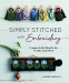 Cover Image: Simply Stitched with Embroidery