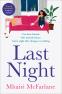 Cover Image: Last Night