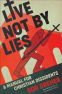 Cover Image: Live Not by Lies