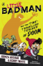 Cover Image: Little Badman and the Time-travelling Teacher of Doom