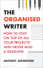 Cover Image: The Organised Writer