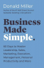 Cover Image: Business Made Simple