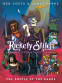 Cover Image: Rickety Stitch and the Gelatinous Goo Book 3: The Battle of the Bards
