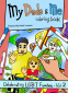 Cover Image: My Dads & Me Coloring Book