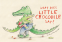 Cover Image: What Does Little Crocodile Say?