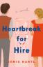 Cover Image: Heartbreak for Hire