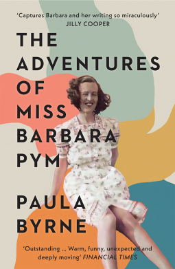 The Adventures of Miss Barbara Pym  cover