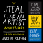 Cover Image: The Steal Like an Artist Audio Trilogy