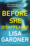 Cover Image: Before She Disappeared