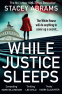 Cover Image: While Justice Sleeps