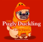 Cover Image: The Pugly Duckling