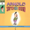 Cover Image: Arnold the Super-ish Hero