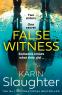 Cover Image: False Witness
