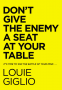 Cover Image: Don't Give the Enemy a Seat at Your Table