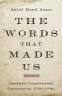 Cover Image: The Words That Made Us
