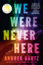 Cover Image: We Were Never Here