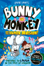 Cover Image: Bunny vs Monkey and the Human Invasion!