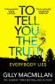 Cover Image: To Tell You the Truth