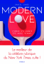 Couverture: Modern love