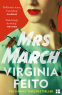 Cover Image: Mrs March