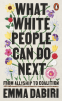 Cover Image: What White People Can Do Next
