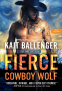 Cover Image: Fierce Cowboy Wolf
