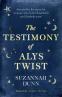 Cover Image: The Testimony of Alys Twist