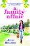 Cover Image: A Family Affair
