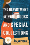 Cover Image: The Department of Rare Books and Special Collections