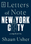 Cover Image: Letters of Note: New York City