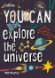Cover Image: YOU CAN explore the universe