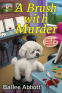 Cover Image: A Brush with Murder