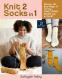 Cover Image: Knit 2 Socks in 1