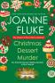 Cover Image: Christmas Dessert Murder