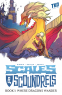 Cover Image: Scales & Scoundrels Definitive Edition Book 1: Where Dragons Wander