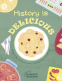 Cover Image: History Is Delicious