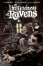 Cover Image: An Unkindness of Ravens