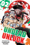 Cover Image: Undead Unluck, Vol. 2